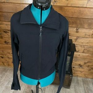 Lululemon Sheer Black Jacket